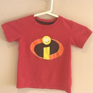 Disney's Incredibles short sleeved T-shirt